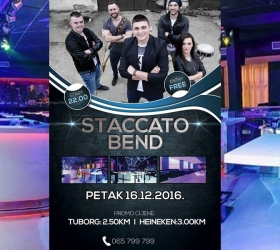 Elli Bar: Staccato bend