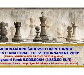 4. PST - International Chess Tournament 2018