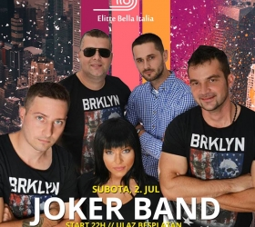 Elitte Bella Italia - Joker band
